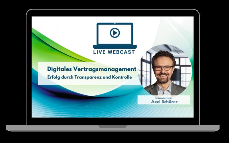 digitales Vertragsmanagement Webcast ppls